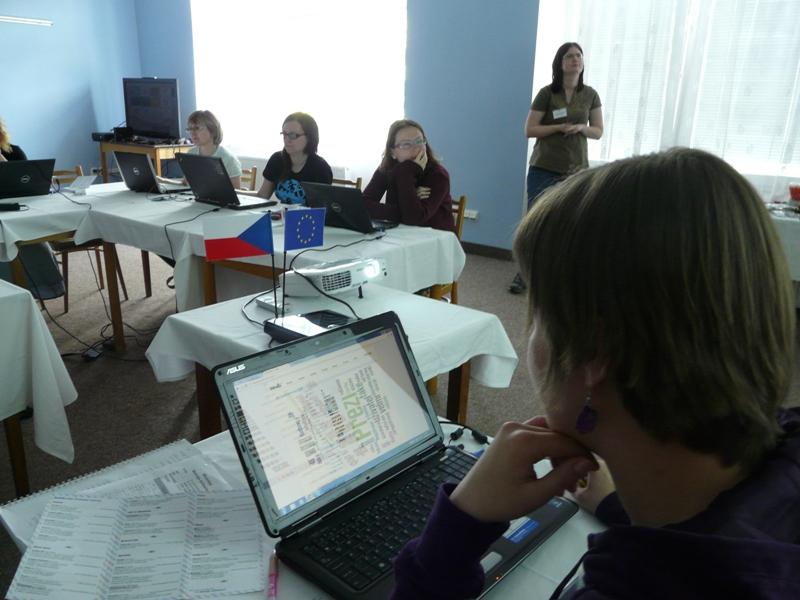 Workshop na Národním semináři NAKLIV