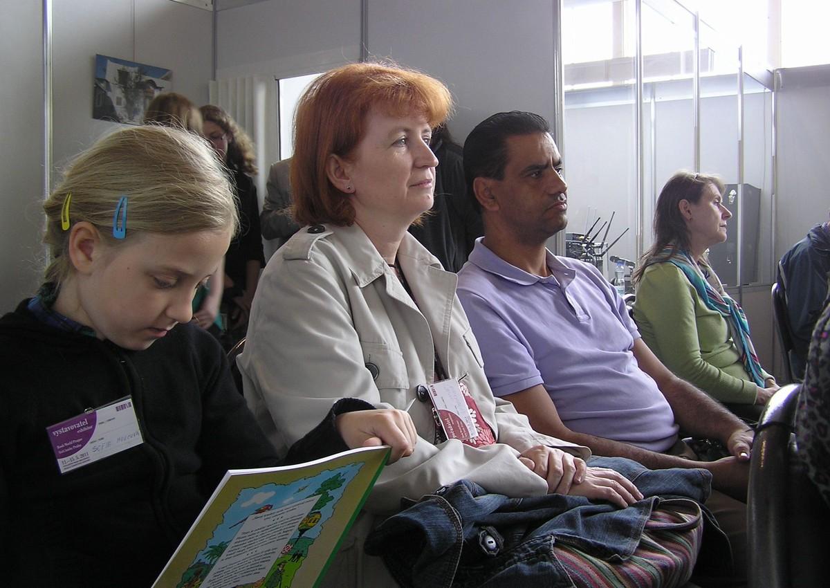 Lucie Němečková a Kaddy Edam
