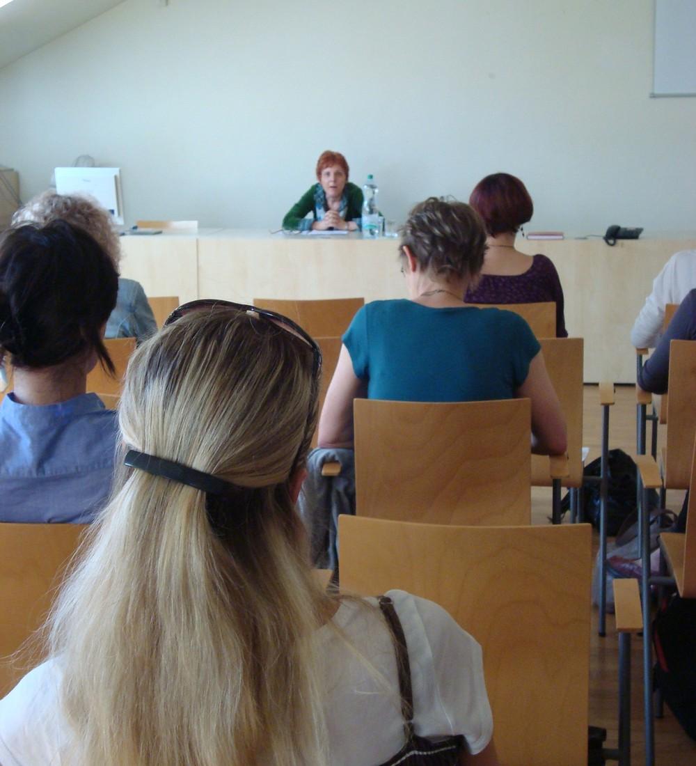 Zasedání výboru ČNS IAML