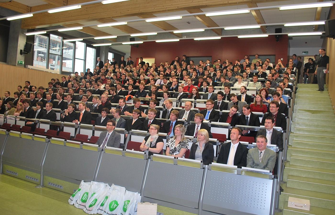 Účastníků konference bylo rekordní množství