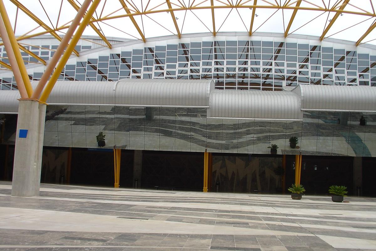 Kongresové centrum, ve kterém probíhalo výroční zasedání EBLIDA