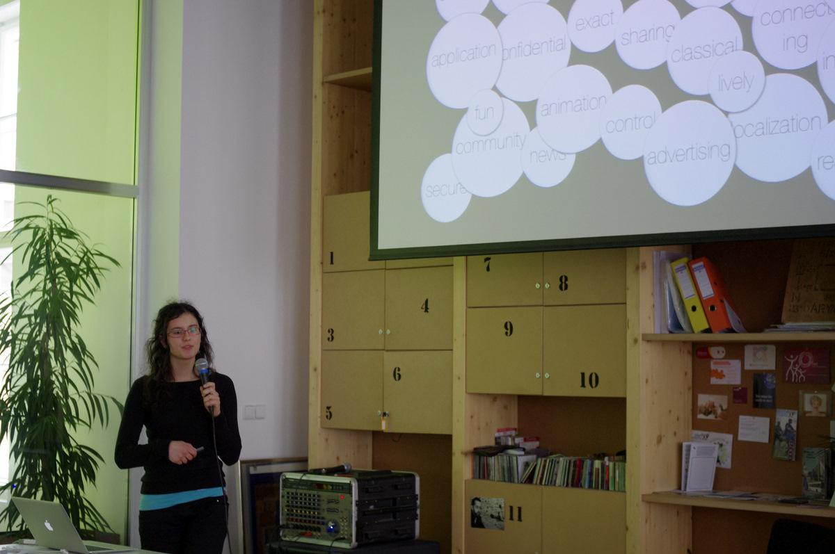 Anna Kováčová a moderní trendy on-line: Jednostránkové weby typu nikebetterworld.com jsou pro šité na míru tabletům