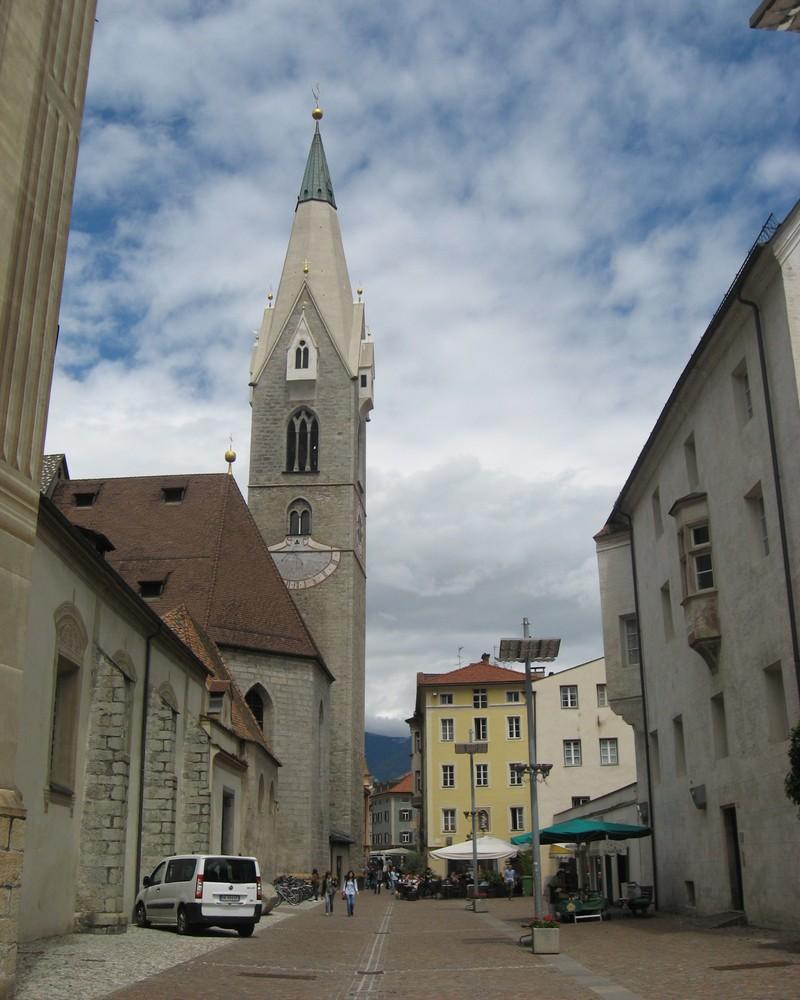 Malebný Brixen
