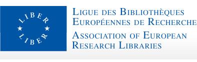 Logo asociace LIBER