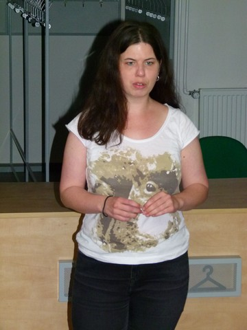 Mgr. Livia Vrzalová, vedoucí CeSIS