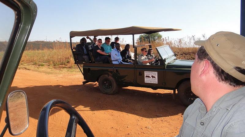 Výlet na safari