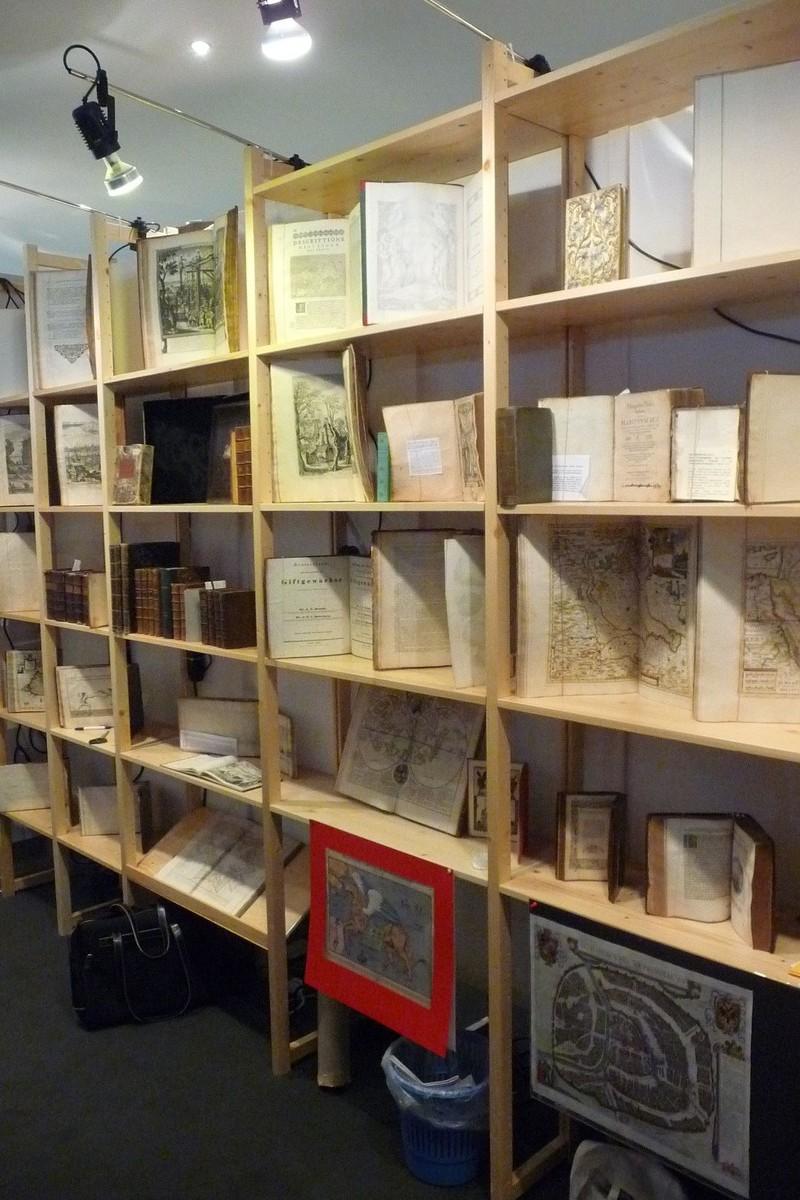 Veletržní antikvariát