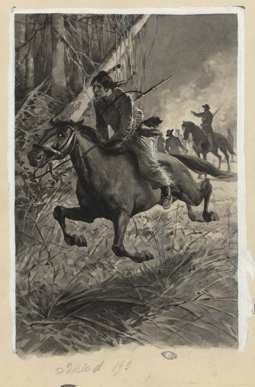 Ilustrace Věnceslava Černého z roku 1904