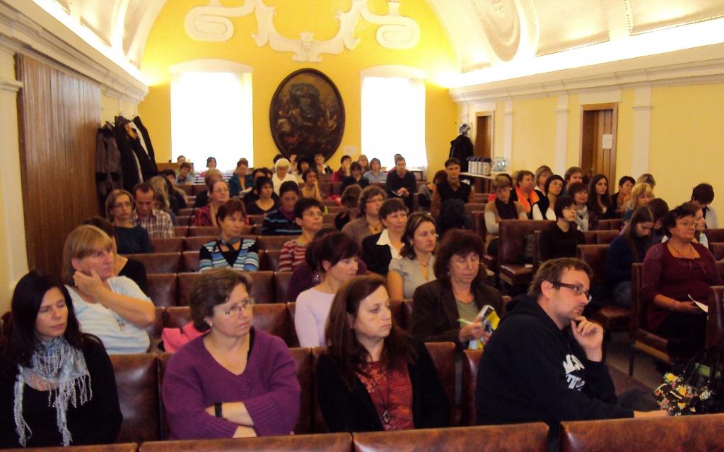 Seminář v Krajské knihovně Vysočiny v Havlíčkově Brodě se těšil značnému zájmu pracovníků našeho oboru