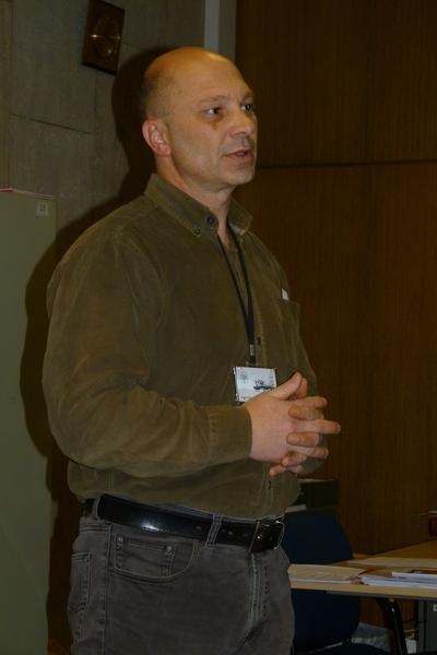 Martin Sekera, ředitel knihovny