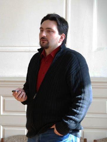 Provozovatel portálu Martin Krčál