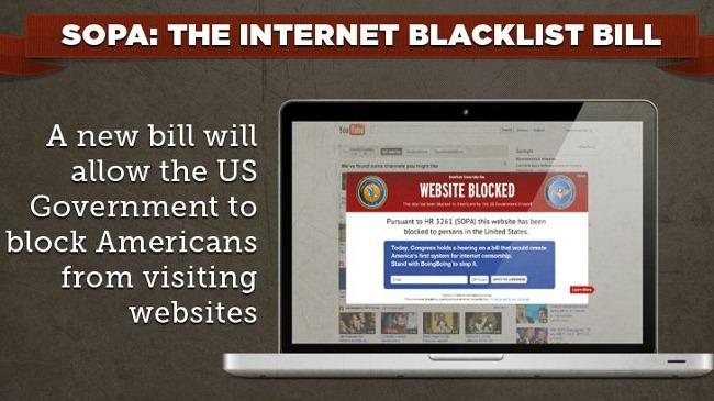 Ukázka, jak by mohla vypadat blokovaná webová stránka