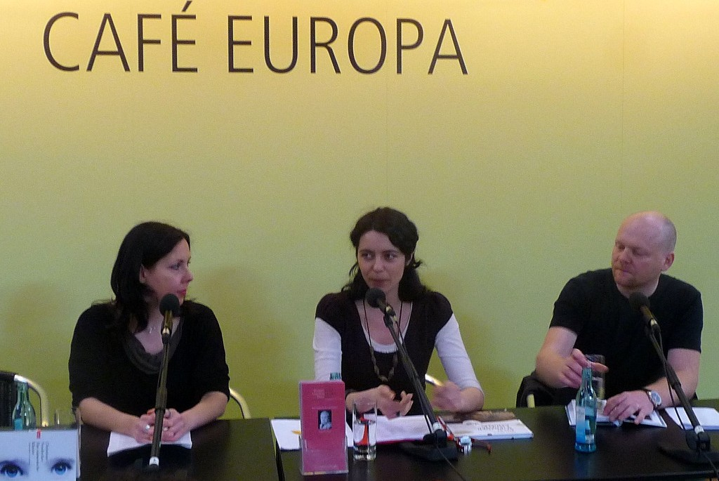 Christiane Neudecker, Lucie Černohousová a Pavel Brycz