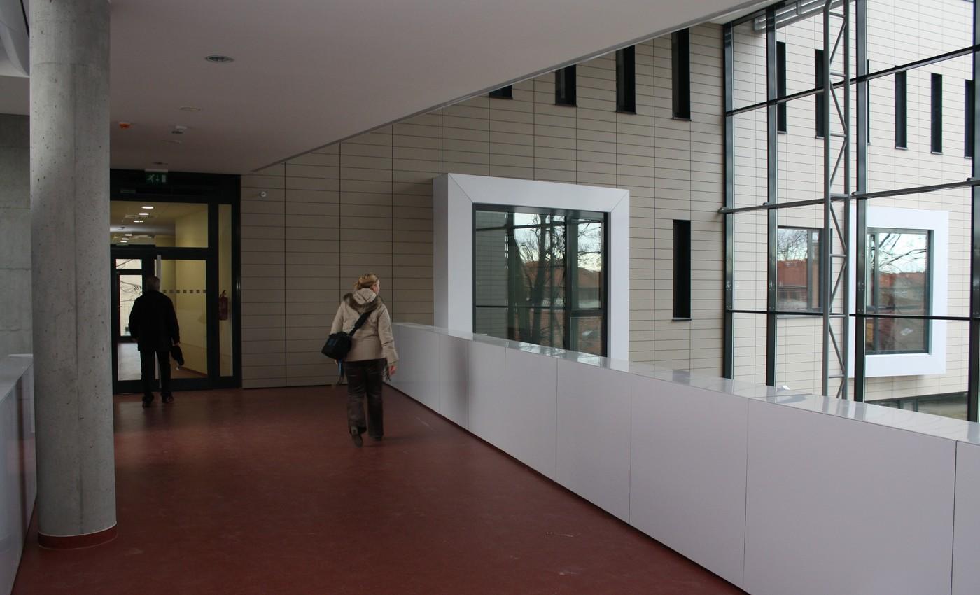 Studijní a informační centrum VFU v Brně