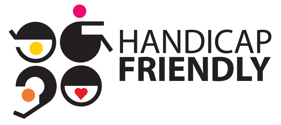 Logo Handicap Friendly
