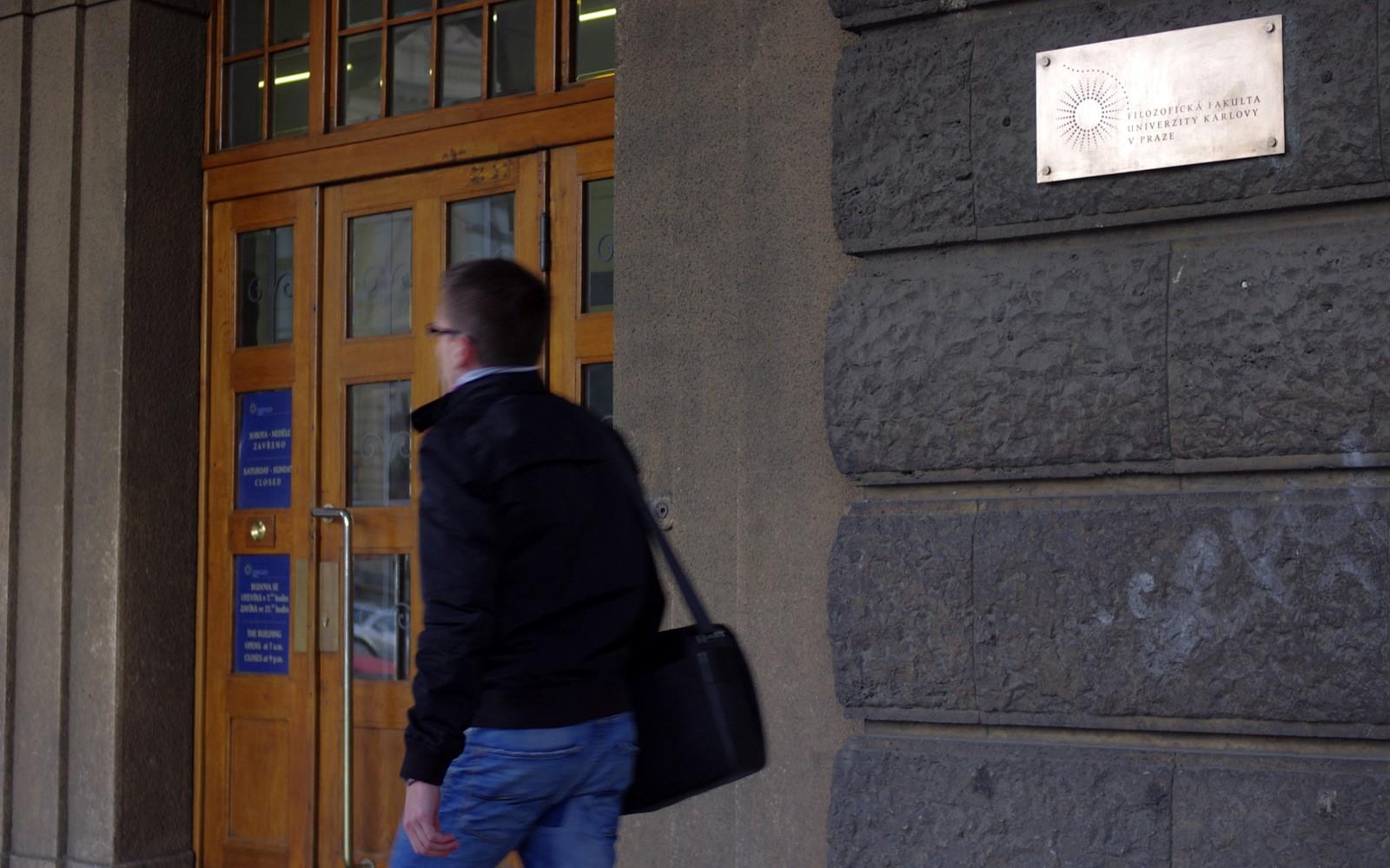 Filozofická fakulta univerzity Karlovy si dala za cíl představit vědecké úspěchy fakulty. Cílila na širší odbornou veřejnost, uchazeče o doktorské studium i širokou veřejnost