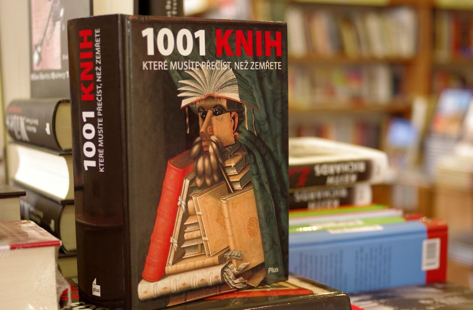 1001 knih, které musíte přečíst, než zemřete