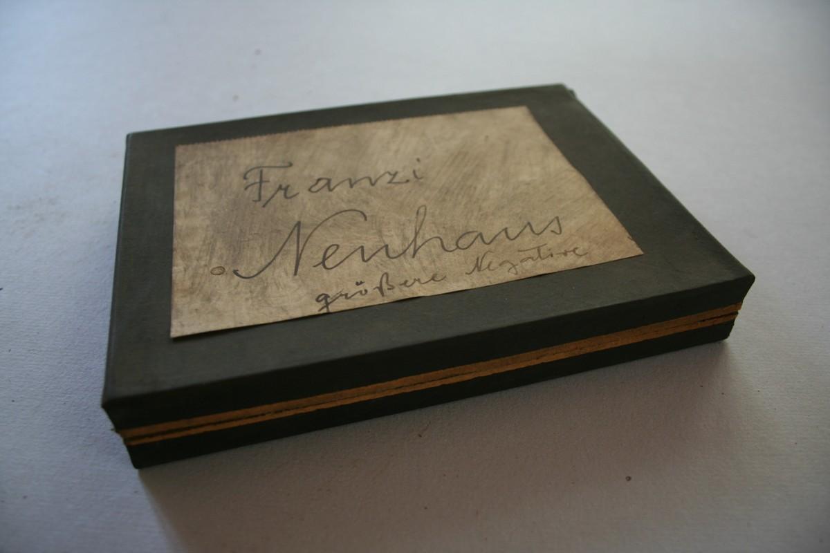 Historická krabičky