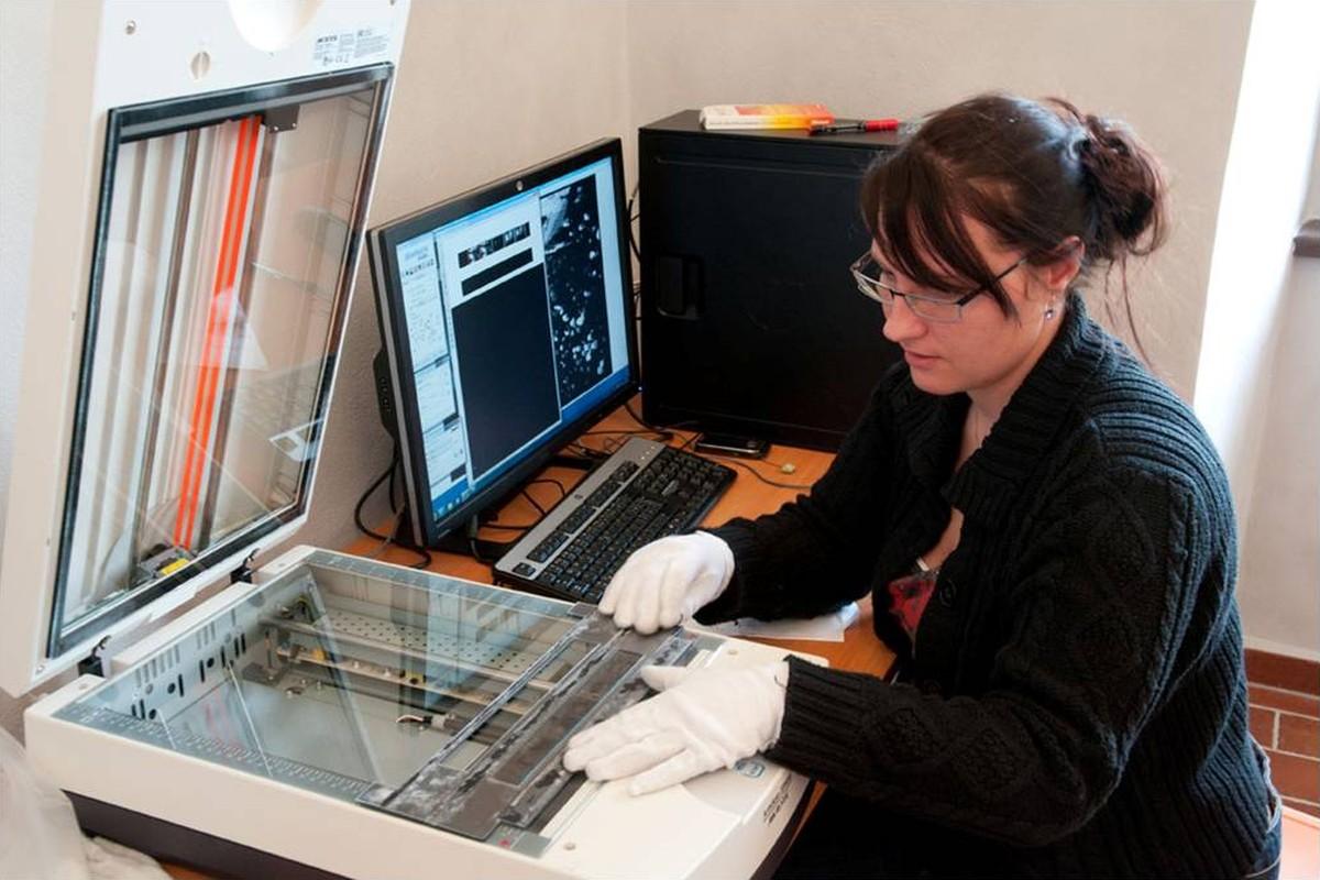 Digitalizace archivu Musea Seidel