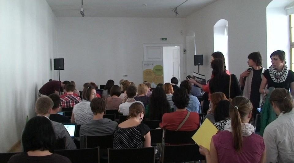 Konferencia prilákala mnoho mladých poslucháčov pripravených vstrebávať inšpiratívne podnety