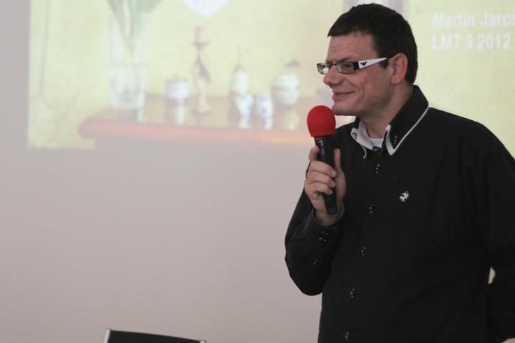 Martin Jaroš, riaditeľ marketingovej komunikácie v T-mobile