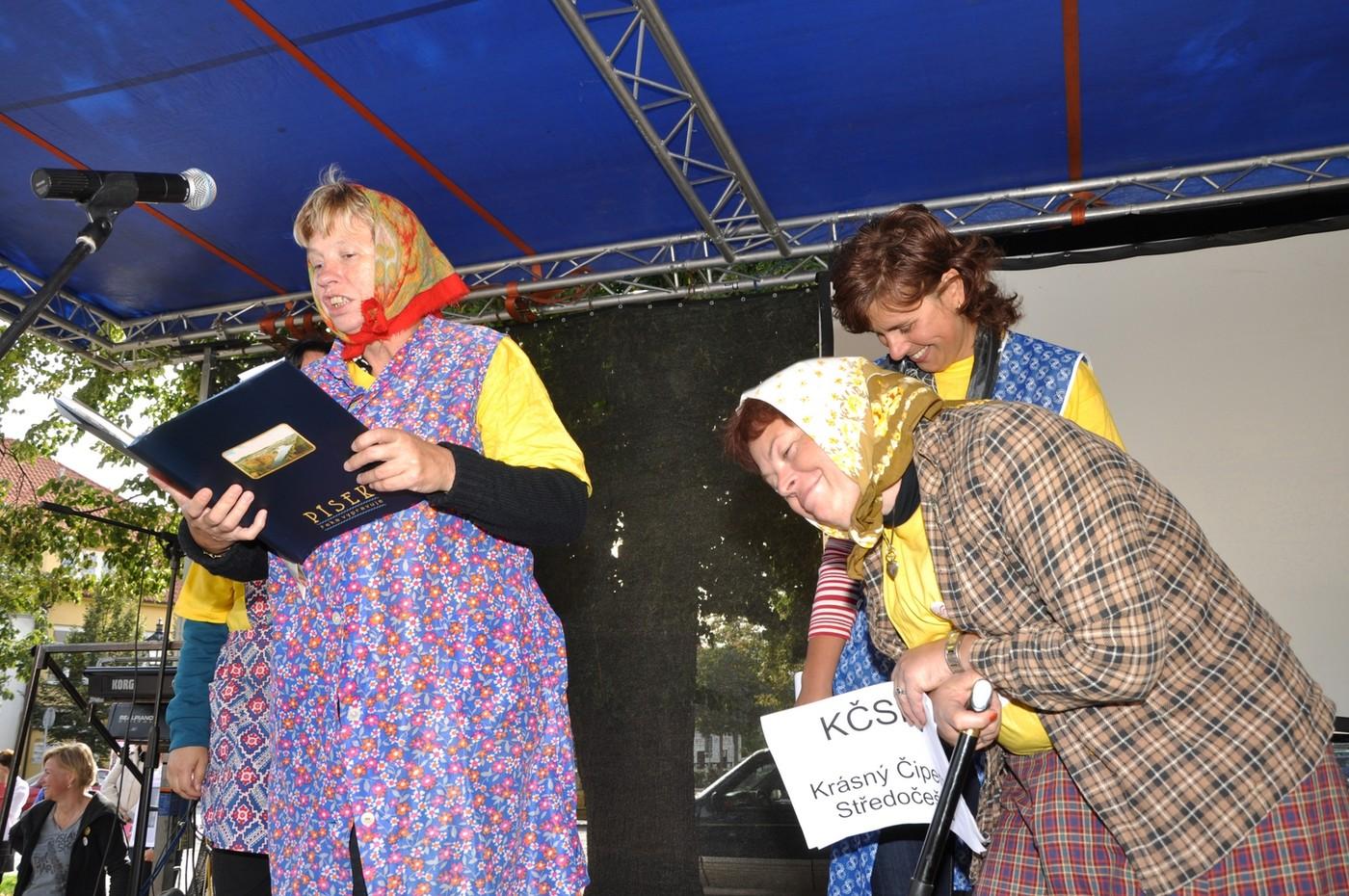 Vítězem soutěží se stalo družstvo knihovnic ze středních Čech s příznačným jménem KČSky – Krásný čiperný Středočešky