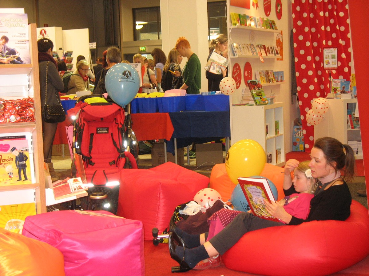 Festival nabízí mnoho míst kodpočinku pro děti i rodiče
