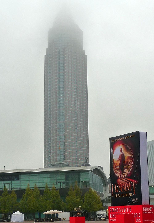 Mrakodrap Tužka je jednou z ikon a pohledových dominant výstavního areálu