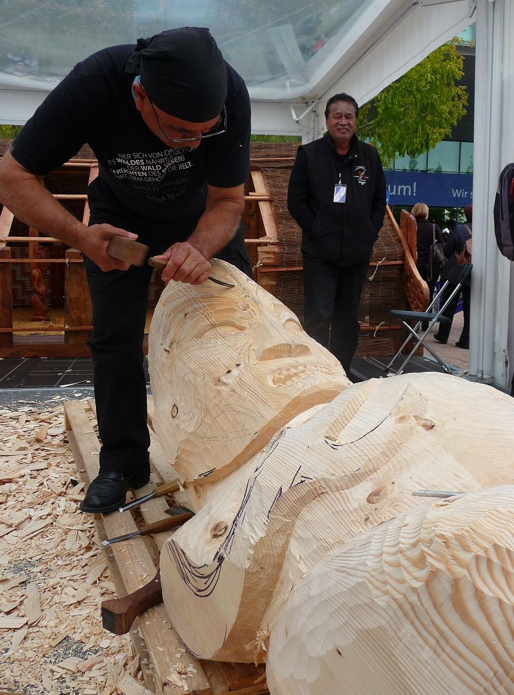 Maorské tradice byly inspirací pro celý festival
