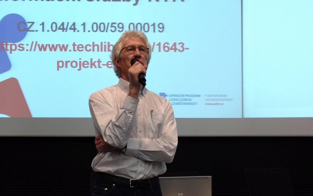 Nol Verhagen hovoří o výhodách i nevýhodách konsorcií