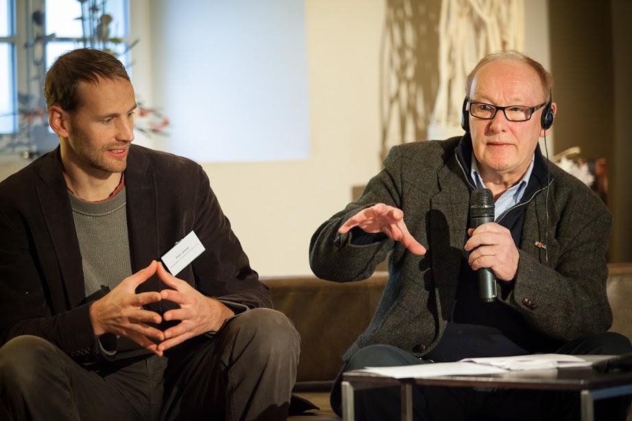Petr Jansa a Konrád Boehmer