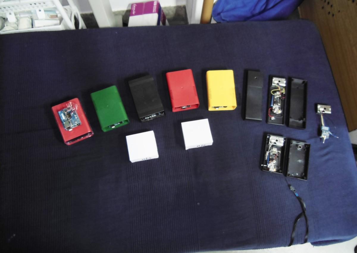 Symbioza kanárků a mobilních telefonů