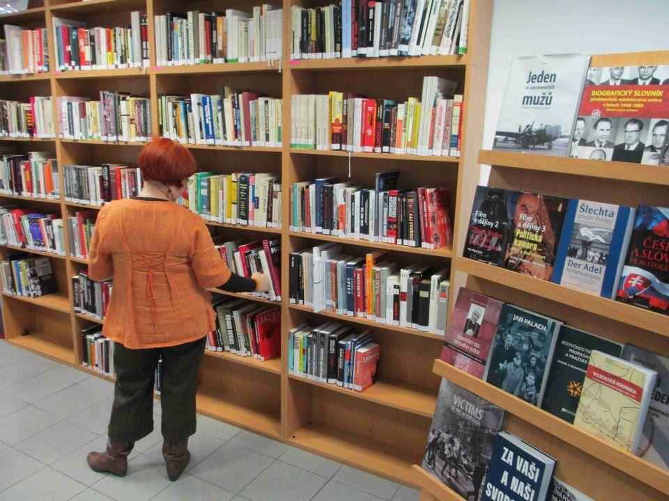 Exkurze do Knihovny Jána Langoše