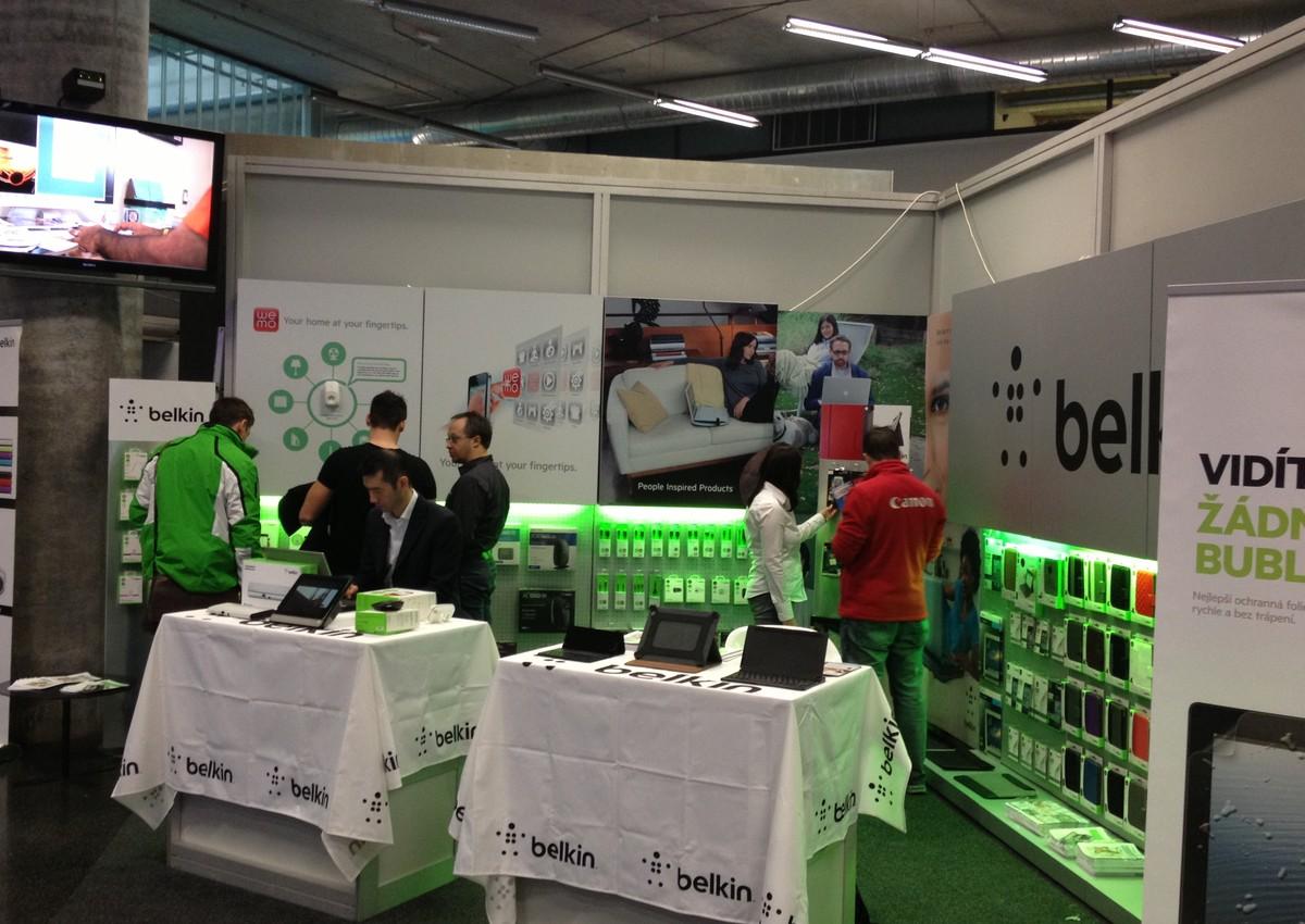 Veletrh iCON EXPO v plném proudu