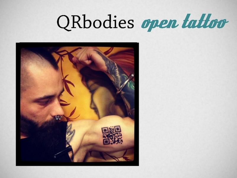 Prezentace projektu QRbodies
