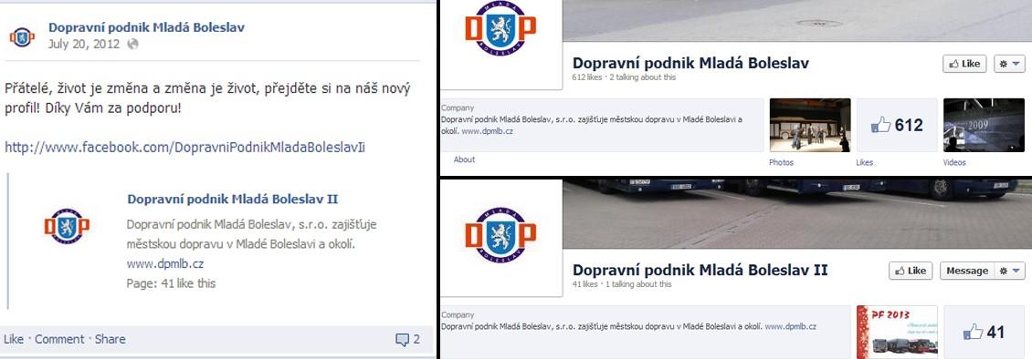 Nesmyslná změna u DP Mladá Boleslav