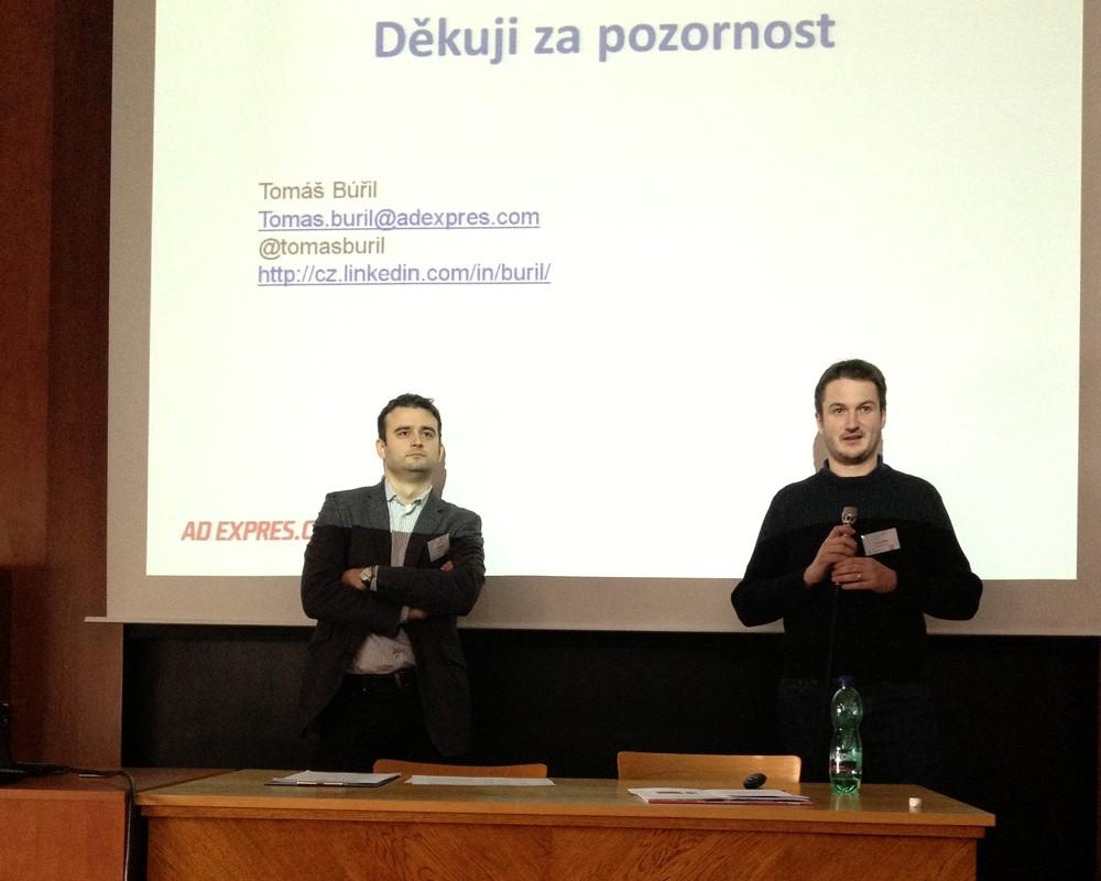 Ján Simkanič a Tomáš Bůřil