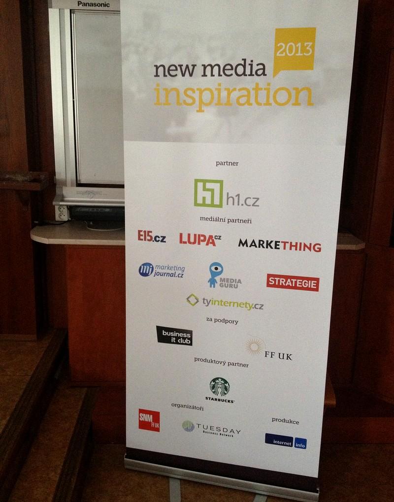 Partneři konference NMI 2013