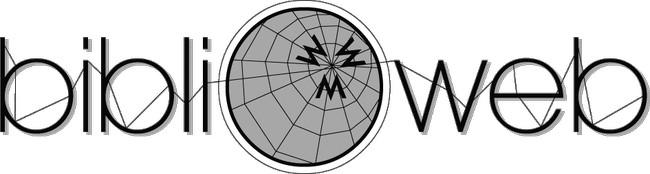 Logo soutěže BIBLIOWEB
