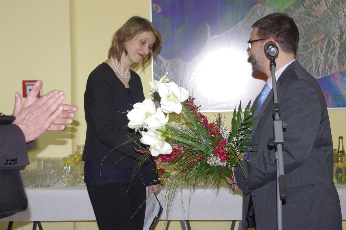 Eva Novotná a Jakub Langhammer