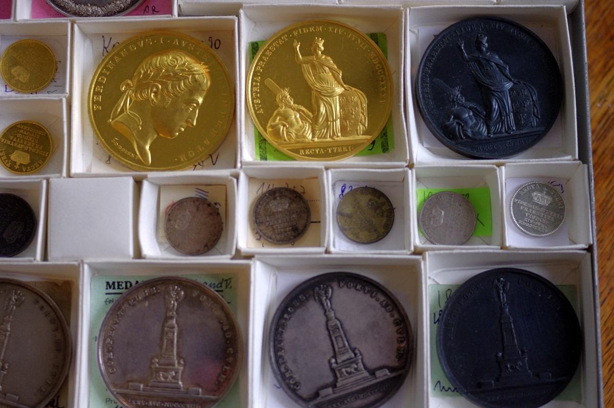 Sbírka medailí císaře Ferdinanda V.