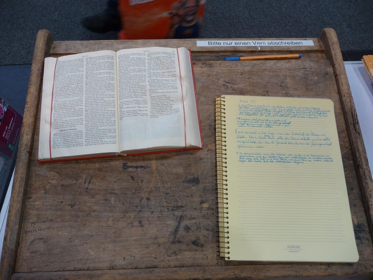 Přepisování Bible