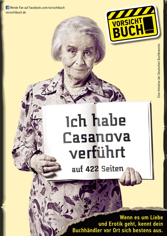 Propagační plakáty Pozor kniha