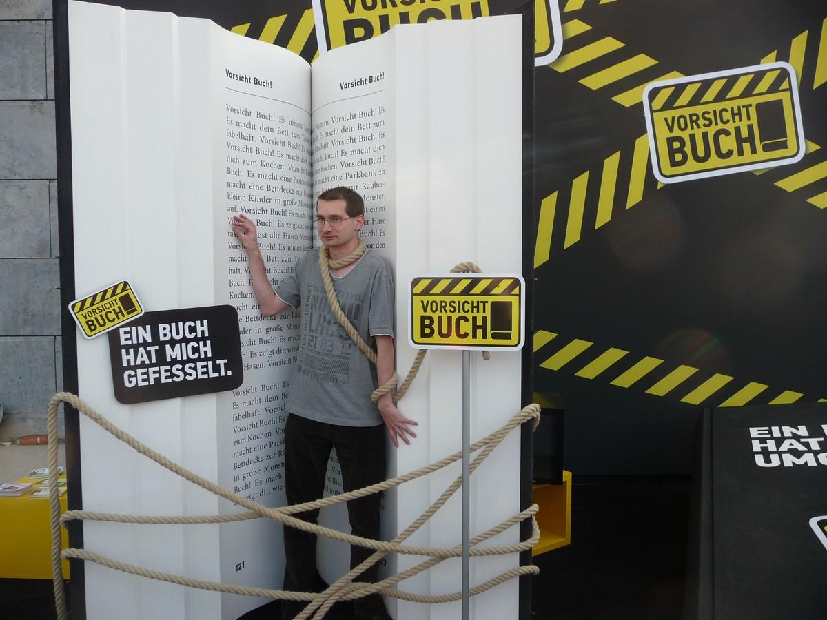 V zajetí knihy