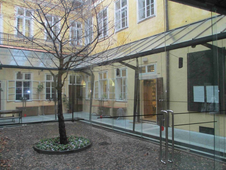 Exkurze do Knihovny Polského institutu