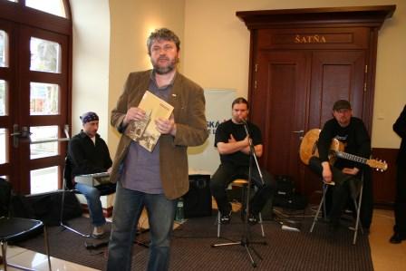 Peter Cabadaj bol donedávna riaditeľom sekcie Pamätníka slovenskej literatúry a umenia SNK v Martine