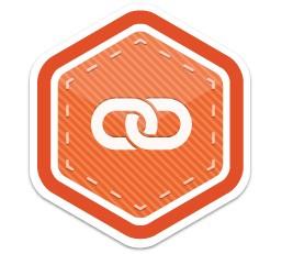 Příklad vydaného badge a informací o něm