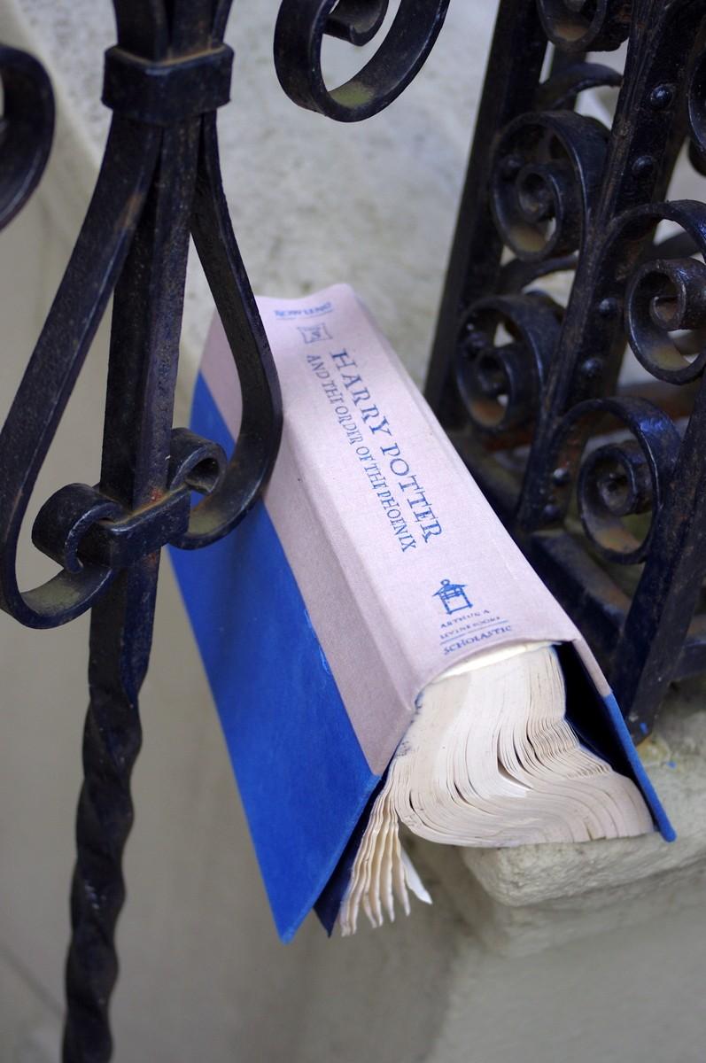 Poškozená kniha