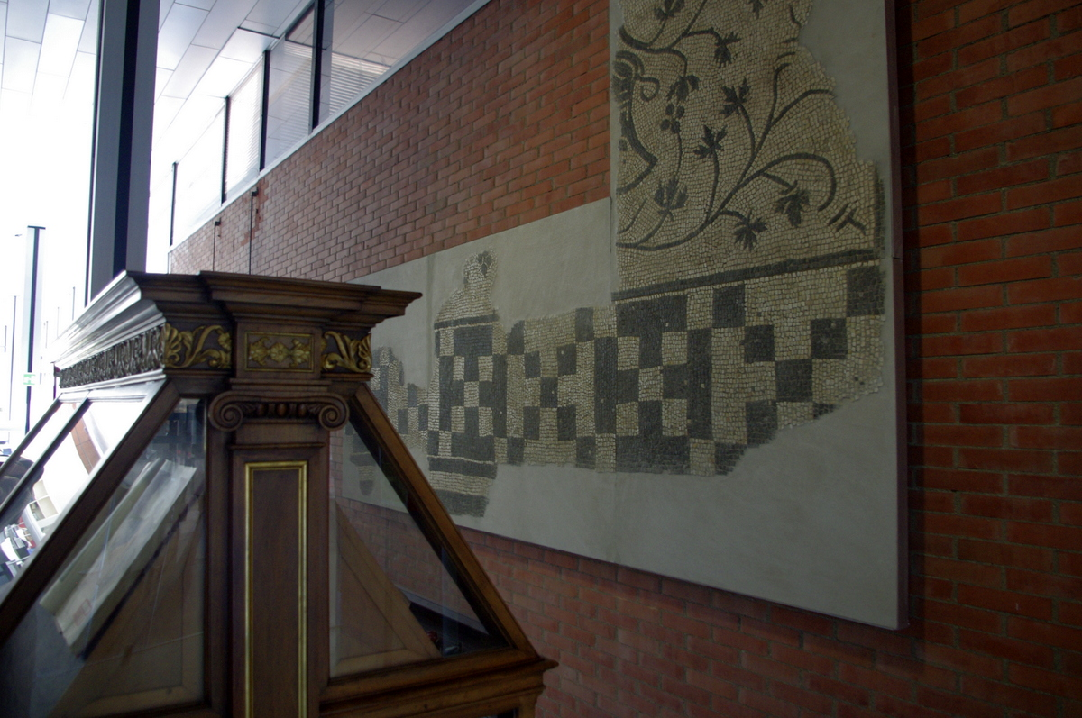 Knihovna připomíná i svoji historii