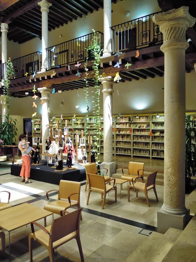 Čtenářský sál